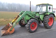 1978 Fendt 108 S all-wheel fron
