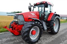 2002 McCormick MTX 175 with top