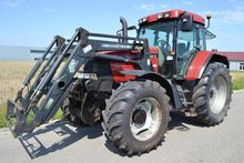 2000 Case IH MX 135 with suspen