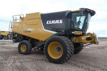 2012 CLAAS LEXION 750