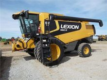 Used 2008 LEXION 560