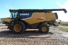 2012 CLAAS LEXION 740