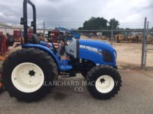 Used New Holland Tractors for sale in South Carolina, USA | Machinio