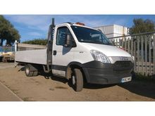 2013 IVECO DAILY 35C13 LWB
