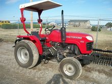 2006 TRACTOR KING 200