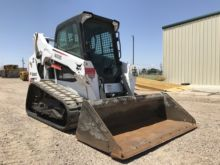 Used Bobcat Compact Track Loaders for sale   Machinio