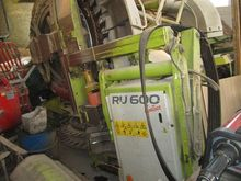 Used Claas RU 600 Co