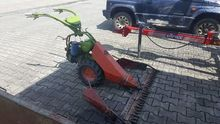 Agria motor mower with 140 cm c