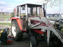 Used 1983 Steyr 8070