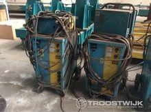 Wire feed welders (4x)