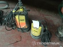 electrische dompelpomp (2x)