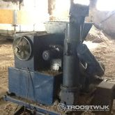 2014 Wood Granulator combined w