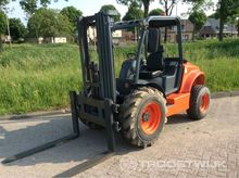 2007 Ausa C250 MX4 Rough terrai