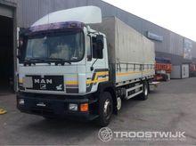 MAN 19.342 F Truck
