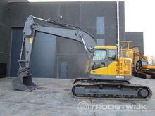 2010 VOLVO ECR 235 CL Excavator
