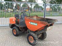 2004 Ausa 85-AMA X4 4x4 dumper