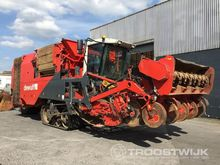 2011 Dewulf Kwatro 4 row self-p