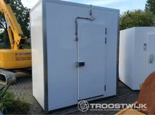 Mobile freezer cell