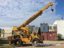 Pettibone 4x4 telescopic crane