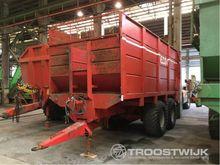 Decov 28 M3 4800 Silagewagen