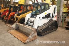 2008 Bobcat T300-H Crawler Load