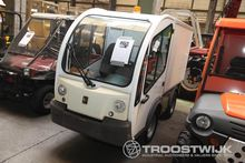 2009 Goupil G31S Utility Vehicl