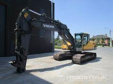 2009 Volvo E 240 CNL Excavator