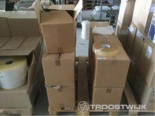 C 106. partij transparant tape