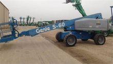 Used 2007 GENIE S60