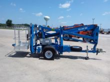 Used Boom Lifts Towable for sale  Genie equipment & more | Machinio