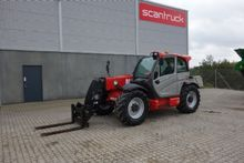 2014 Manitou MLT840-137PS Elite