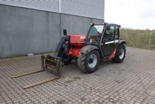2006 Manitou MLT627T Compact