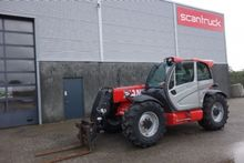 2012 Manitou MLT840-137PS Elite
