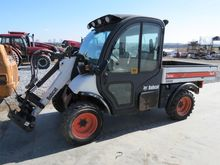 Used BOBCAT TOOLCAT