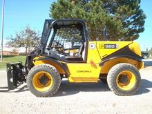Used 2006 JCB 520 in