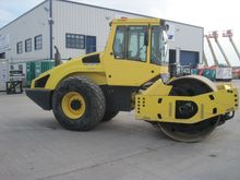 2013 BOMAG BW213 ROLLER FOR SAL