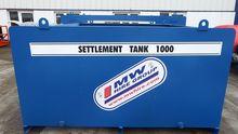 1000L Settlement Tank