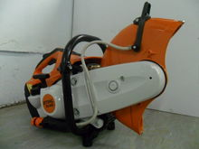 Used Stihl TS410 in