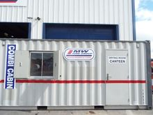 Canteen and Drying Room – Garic