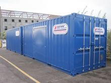 2015 20 foot chemical container