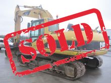 2004 FOR SALE CAT 322CL – 2004