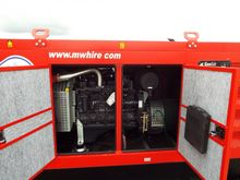 Used Genset MG176S-I