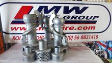 Used Strainers 3″ to