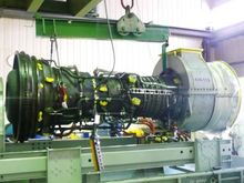 Natural Gas Turbine - General E