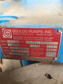 Surplus Pumps- 1 Goulds and 2 A