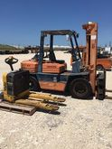 Toyota Forklift and Yale Lift T