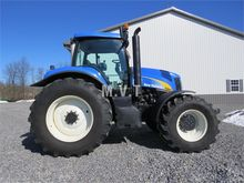 2007 NEW HOLLAND T8040