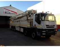 2014 Iveco Concrete pump
