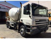 DAF CF 75.310 Concrete mixer tr