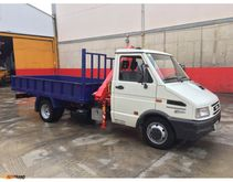 2003 Iveco Daily 49.10 Crane wi